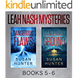 Leah Nash Mysteries, Books 5-6 (Leah Nash Books Book 3)