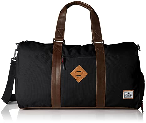 2ba72fc06889 Image Unavailable. Image not available for. Colour  Steve Madden Men s  Overnighter Duffle Bag ...