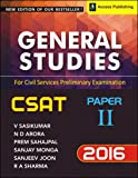 General Studies Paper 2  for Civil Services Preliminary Examination (2016)