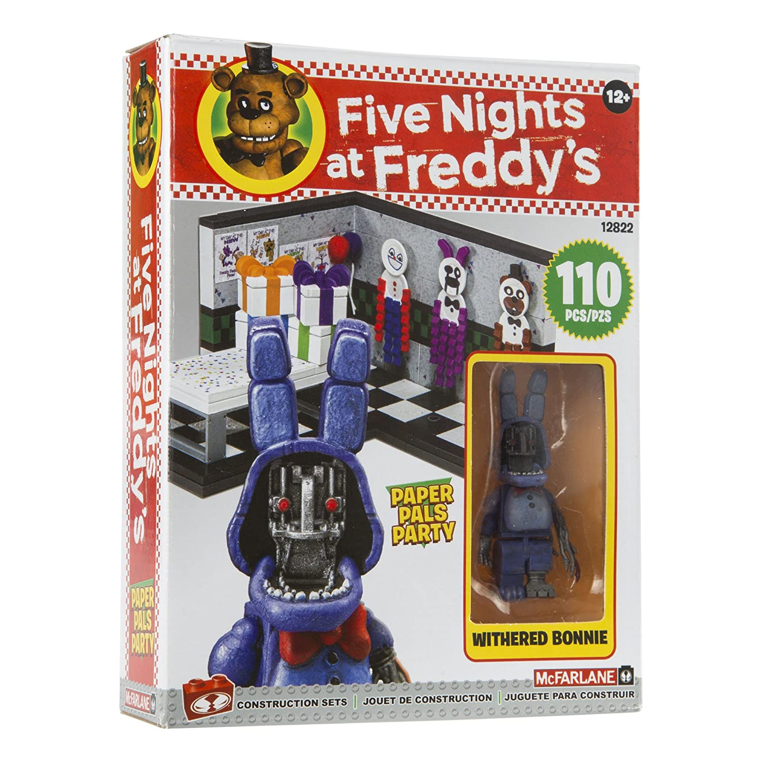 Freddys Mcfarlane Nights At De Juguetes Five 0wOkn8PX
