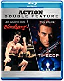 Bloodsport / Timecop (Action Double Feature) [Blu-ray]