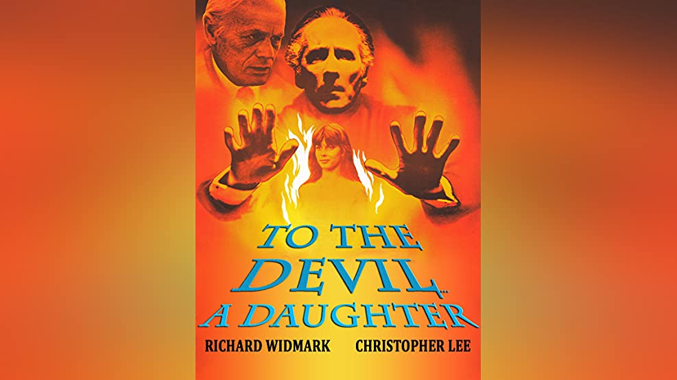 To The Devil... A Daughter