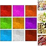 900 Envolturas de Chocolate Kare & Kind – Envoltorios de Papel Aluminio para Dulces – No Tóxicos y Seguros para Alimentos – E