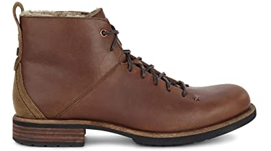 UGG Men's Keaton Chocolate Boot 8 D ...