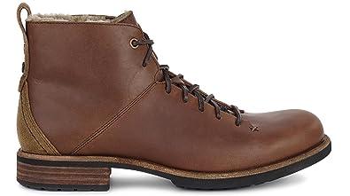 UGG Men's Keaton Chocolate Boot 8 D ...