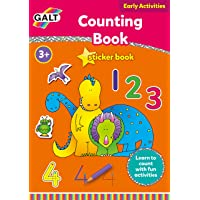 Galt Counting 3 Yaş+ Aktivite Kitabı (L3121C)