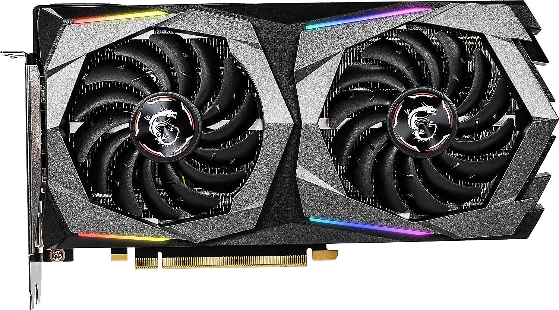 MSI GeForce RTX 2060 Super Gaming X - Tarjeta gráfica (8 GB, GDDR6 ...