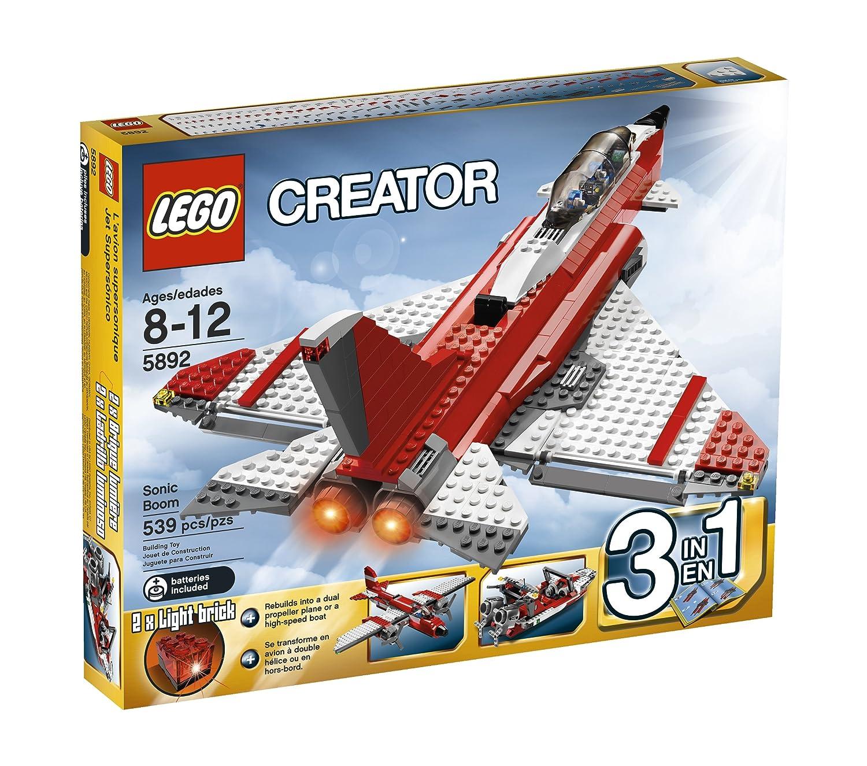 LEGO Creator 3-in-1 Jet (5892)