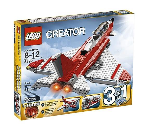 LEGO Creator Sonic Boom 539pieza(s) Juego de construcción - Juegos ...
