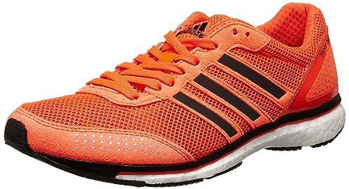 2 es Zapatillas Adios 44Amazon Para Correr Adizero Boost Adidas qAjc3L54R