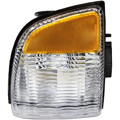 TYC 18-3078-01-1 Compatible with DODGE Front Left Replacement Side Marker Light: Automotive
