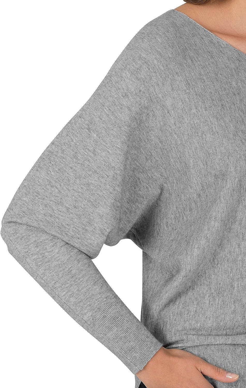 Timezone Battz Sleeve Pullover Maglione Donna