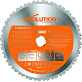 Evolution Power Tools RAGE255Blade Multi-Purpose Cutting Blade for RAGE3, 10-Inch