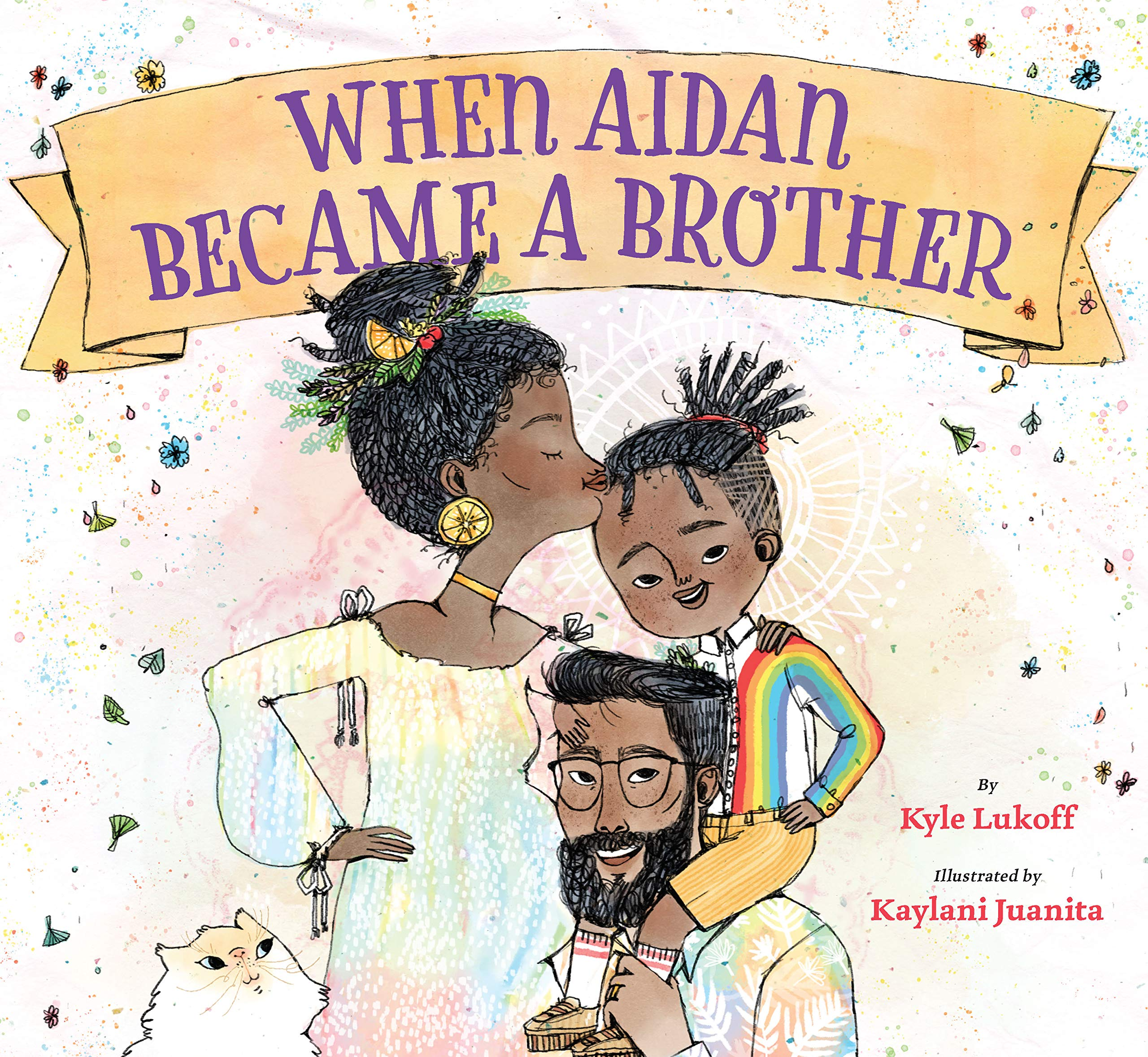 Image result for when aidan became a brother
