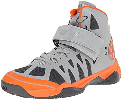 Ektio Men's The Alexio Ankle Support Basketball Shoes, Grey, ...