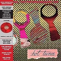 Phosphorescent Rat (Red Swirl Colored Vinyl/Gatefold/Limited)