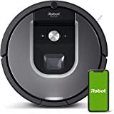 iRobot Roomba 960 Robot Vacuum- Wi-Fi Connected Mapping, Works with Alexa, Ideal for Pet Hair, Carpets, Hard Floors…