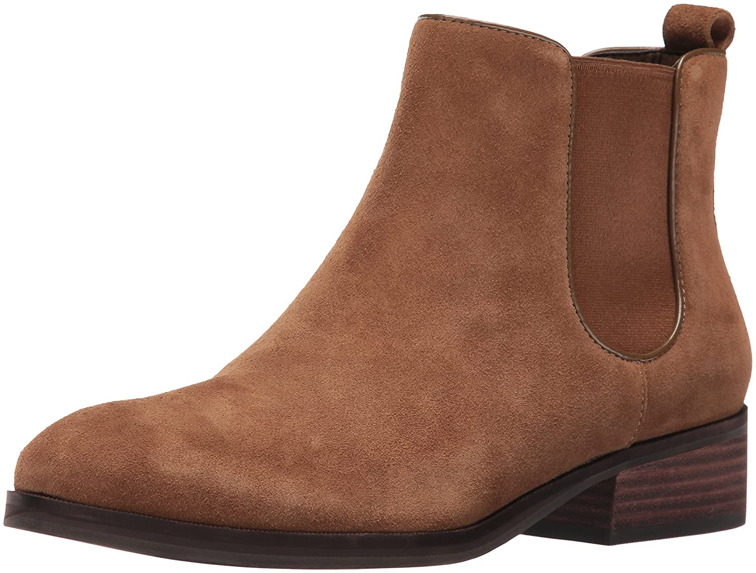 Cole Haan Women's Landsman Bootie Ii Ankle Boot B01HEK4FWC 5 B(M) US|Olive Suede