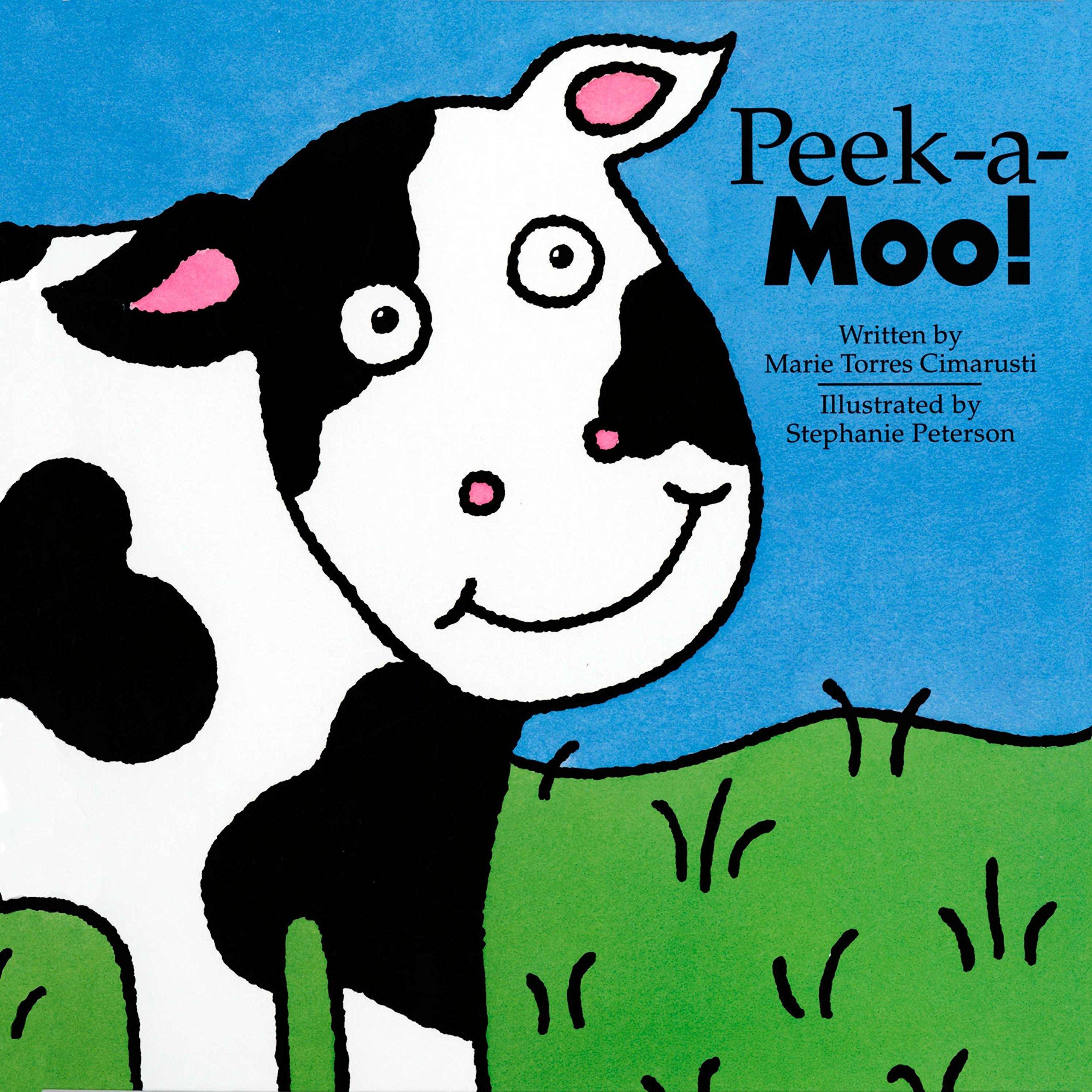 Peek-a-Moo! by Dutton Juvenile