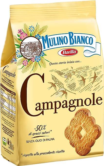 6 opinioni per Mulino Bianco- Biscotti Campagnole,