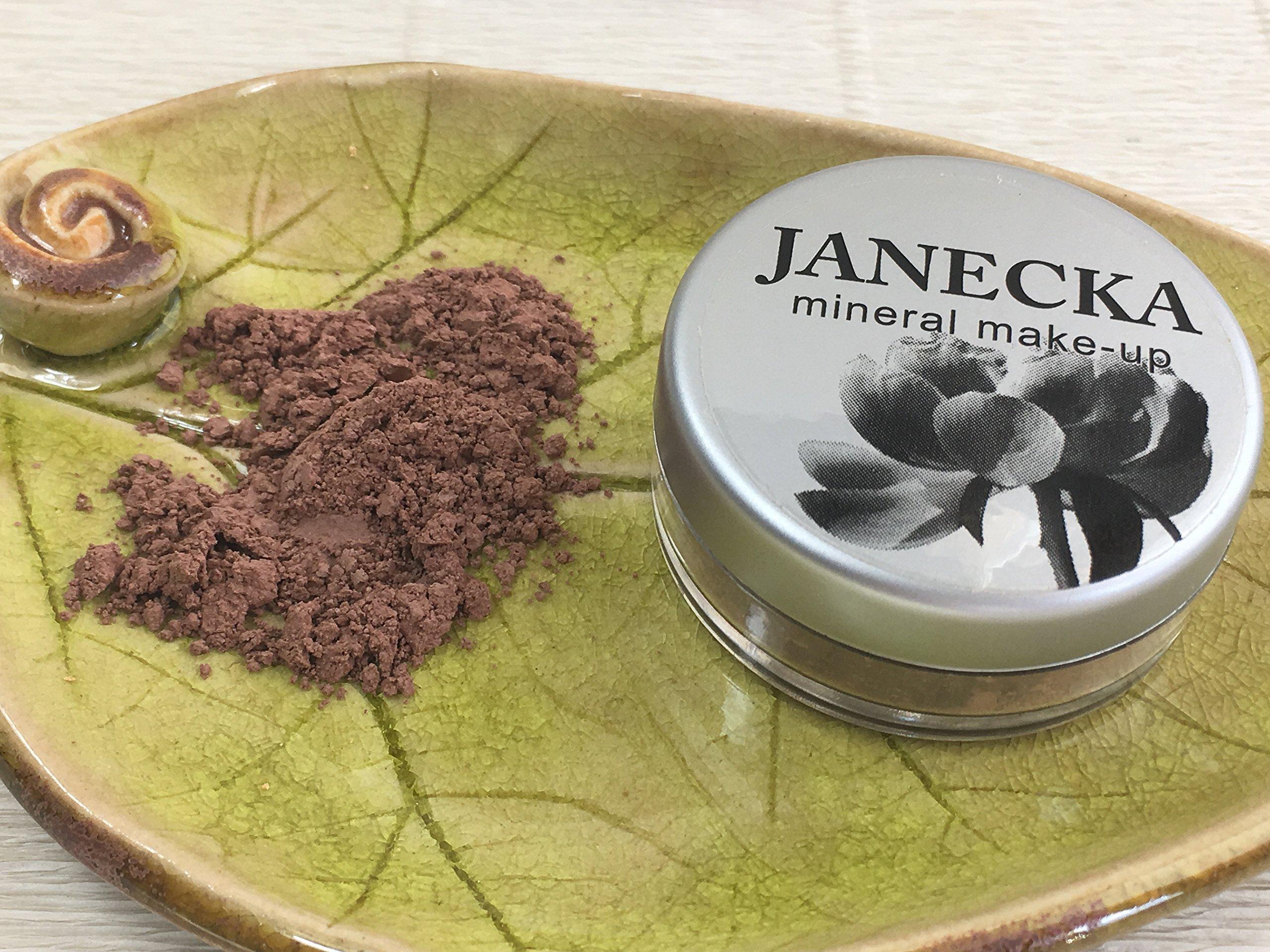 JANECKA Mineral Blush - Pietersite - Handcrafted Make Up by B JANECKA