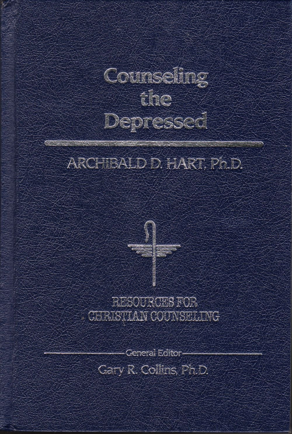 Counseling The Depressed Resources For Christian Counseling