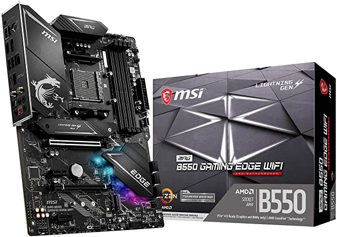 Msi Motherboard Computers Accessories
