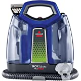 BISSELL - Portable Carpet Cleaner - SpotClean ProHeat - For carpet and upholstery - Tough Stain and 3-in-1 Stair Tool and - H