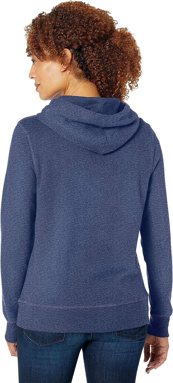 Sweat-Shirt /À Capuche Femme Essentials French Terry Fleece Pullover Hoodie