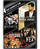 4 Film Favorites: Contemporary Westerns (The Assassination of Jesse James, Appaloosa, American Outlaws, Jonah Hex)