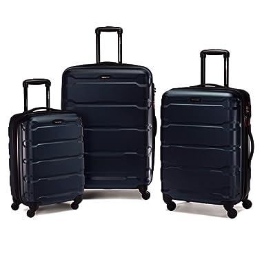 Samsonite Omni Expandable Hardside Luggage with Spinner Wheels
