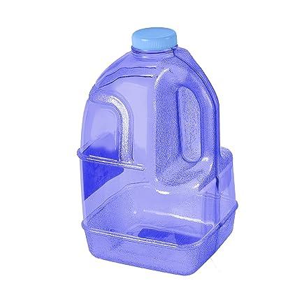 1cf2a9ff2b0 GEO 1 Gallon (128oz) BPA Free Reusable Leak-Proof Drinking Water Bottle Jug