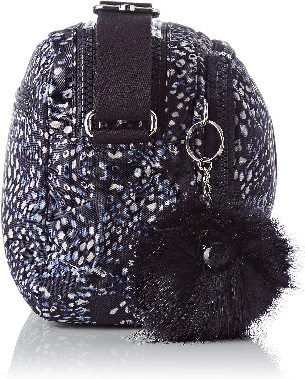Kipling Women's Silen Cross-Body Bag Multicolour (Soft Feather)