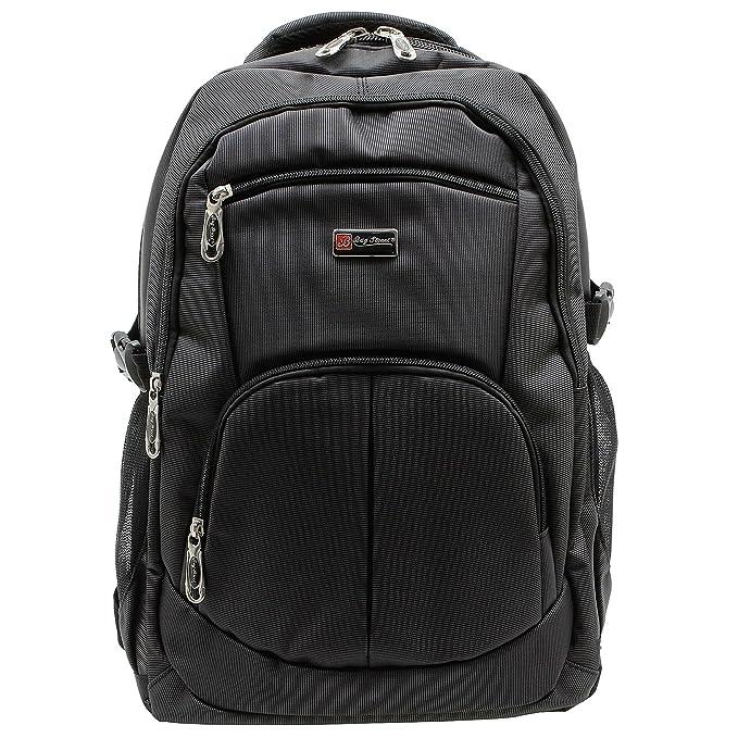d0dbe0056f4b1 Bag Street Rucksack für Damen und Herren mit Fach  Amazon.de  Computer    Zubehör