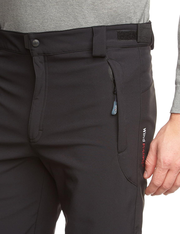 F.lli Campagnolo Hose Softshell CMP Pantalones para Hombre
