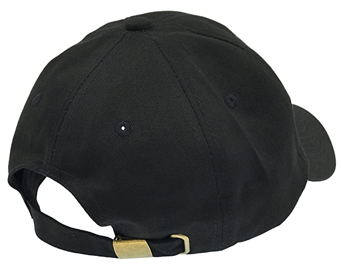The Money Max Hat Dad Hat Baseball Cap Embroidered Strap Back Adjustable  (Black) at Amazon Men s Clothing store  7232790e0851