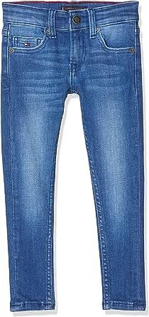 Tommy Hilfiger Simon Skinny Brbst Jeans para Niños