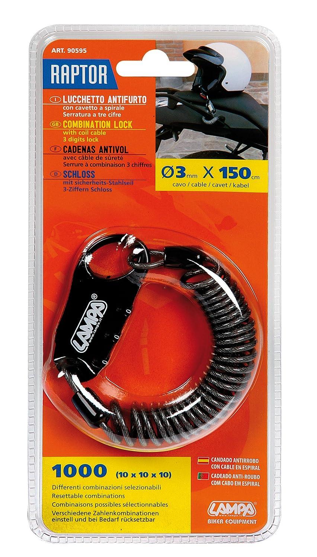 Lampa 90595 Raptor Lock: Amazon.de: Auto