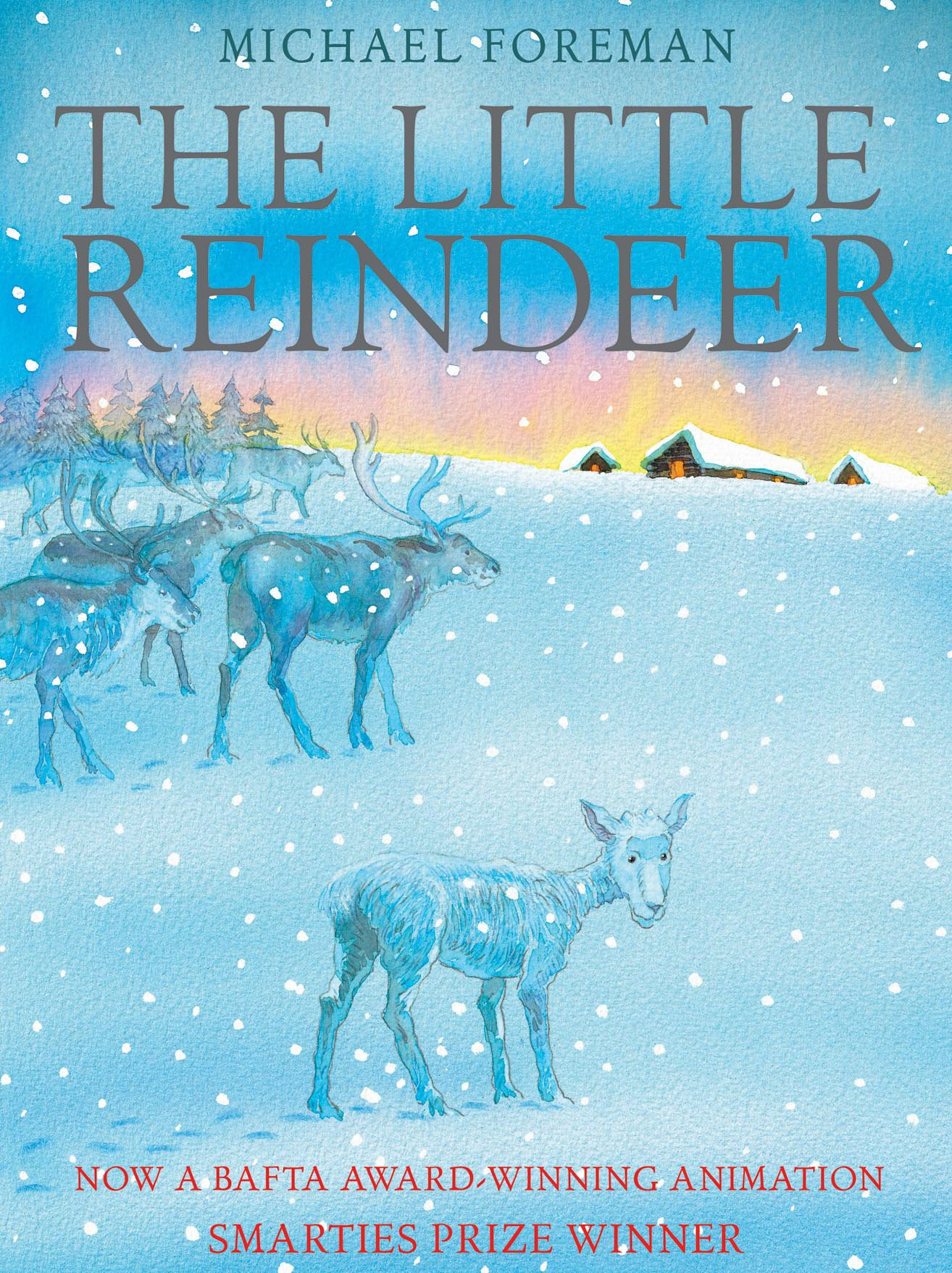 the little reindeer the little animal