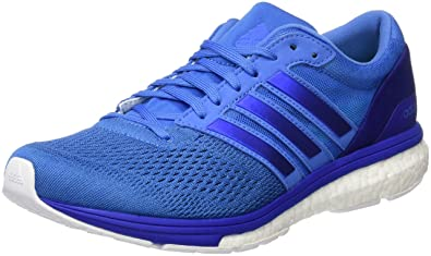 a85c1e07a7f adidas Adizero Boston Boost 6 Women s Running Shoes - 5.5 - Blue