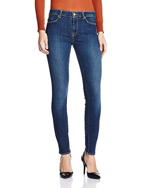 Gas Women's Skinny Jeans Jeans at amazon