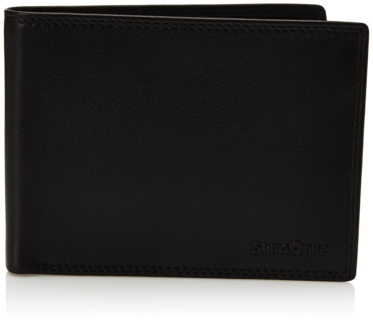 Samsonite 60281/1041 Attack SLG Monedero, Color Negro