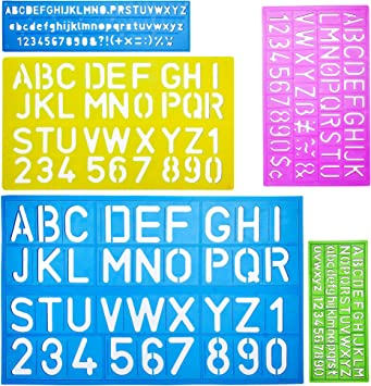 Mr. Pen- Alphabet Templates, Alphabet Stencils, Pack of 5, Letter Stencils, Alphabetical Letter Templates on big block letter templates, color letter templates, country letter templates, business letter templates, alphabet letter templates, large letter templates, letter stencil templates, character letter templates, alpha letter templates, printable letter templates, number letter templates,