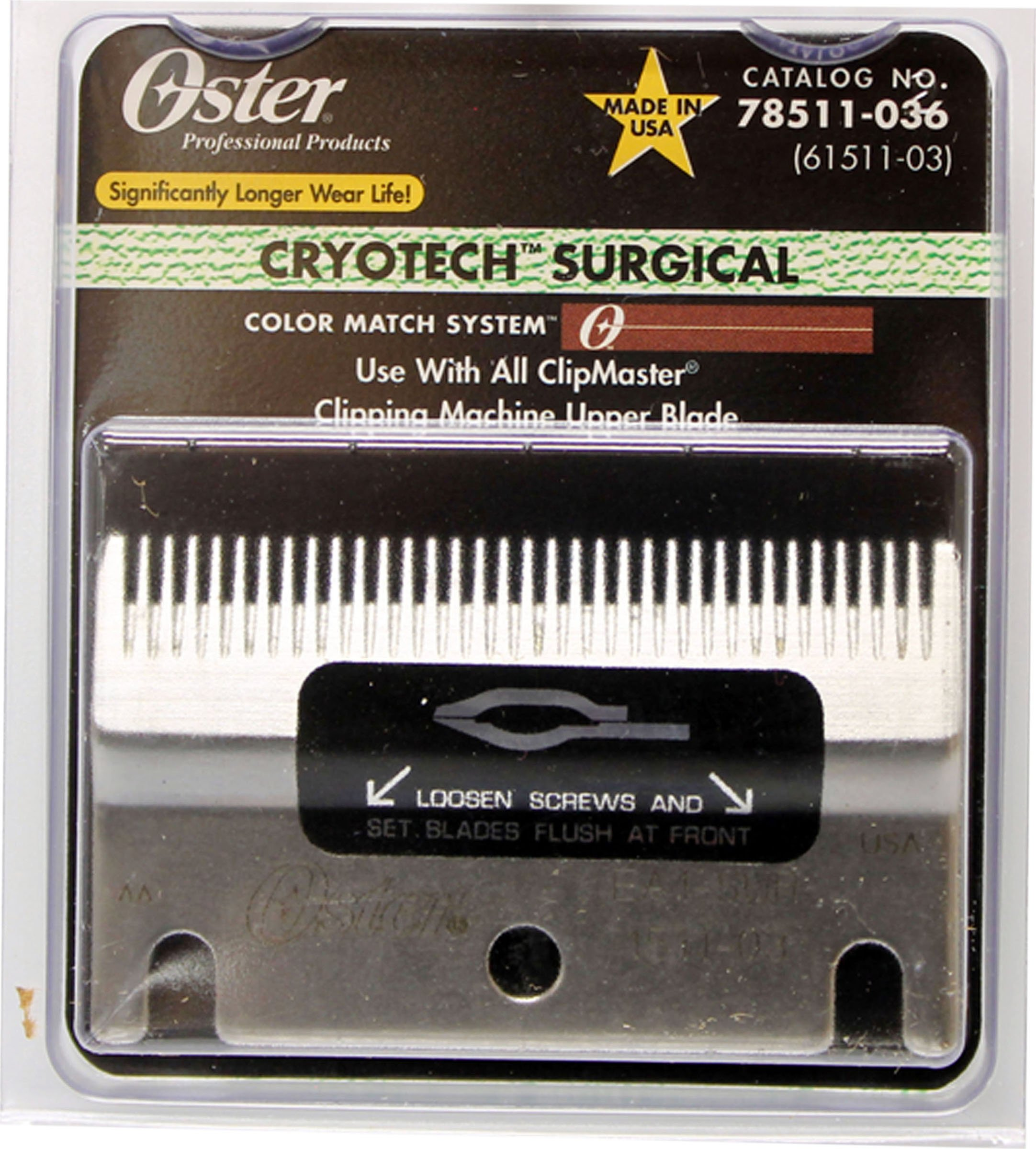 Oster Clipmaster Surgical Blade