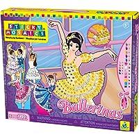 Sticky Mosaics Ballerina