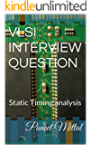 VLSI INTERVIEW QUESTION: Static Timing analysis