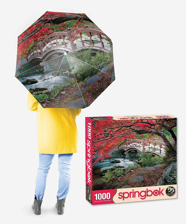 代引き人気 Springbok Hatley Park B07J2S55TJ ジグソーパズル1000ピース Springbok 傘ギフトセット Hatley B07J2S55TJ, イズミザキムラ:10b33aea --- sinefi.org.br
