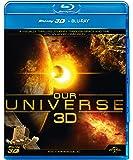 Our Universe [Blu-ray 3D + Blu-ray] [2013] [Region Free]