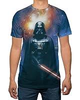 Star Wars Darth Vader Fleet Mens Sublimation T-shirt
