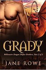 Grady: A BBW BWWM Billionaire Paranormal Romance (Dragon Shifter Brothers Book 3) Kindle Edition